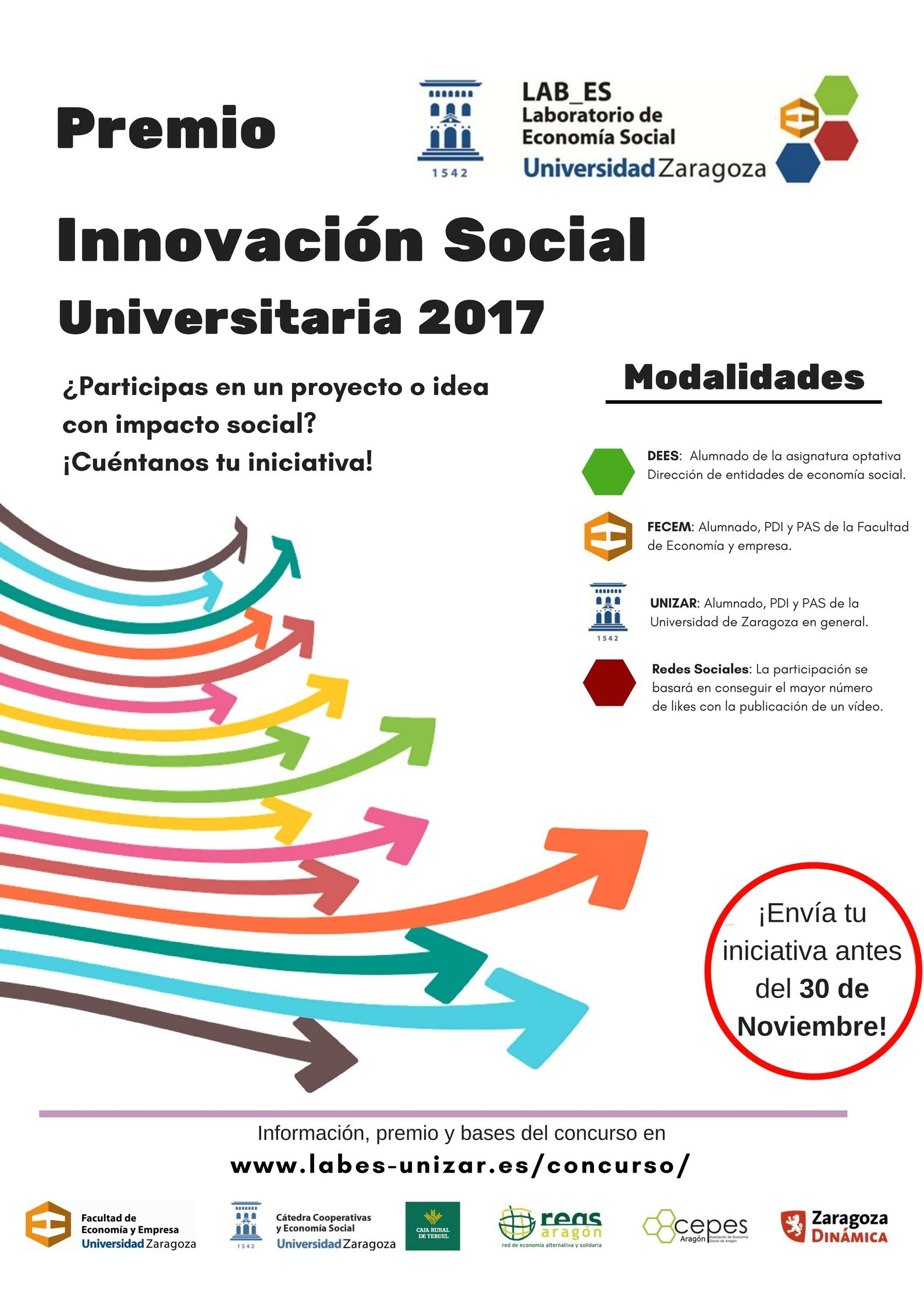 Video Blog: Premio de Innovación Social Universitaria. ¡¡Plazo abierto!!