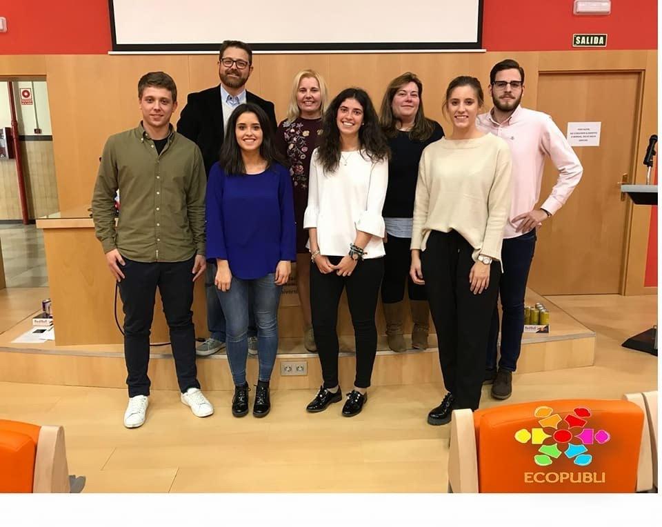 Presentación de ECOPUBLI FECEM & Firma del Convenio con Asociaciones