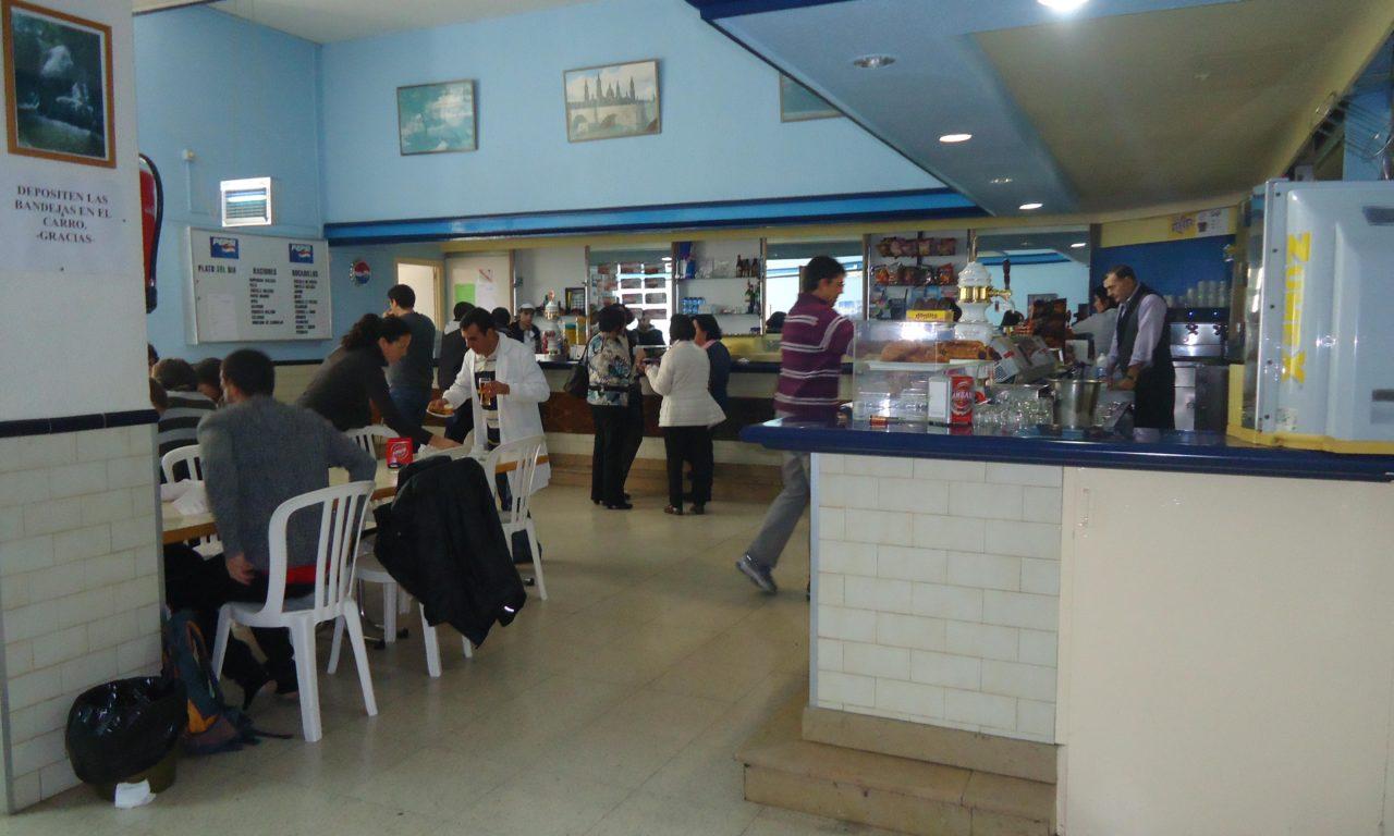 Colaboración alumado / profesorado para la gestión de Cafeterías Universitarias