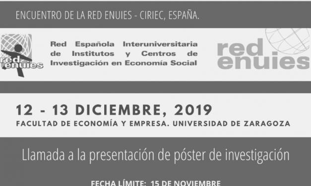 Encuentro de la Red ENUIES 2019
