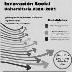Premio a la Innovación Social Universitaria 2020-2021