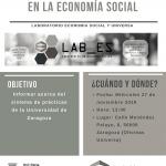 Taller para ENTIDADES: Prácticas en Economía Social