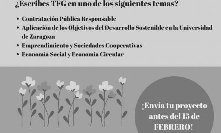 Premios a las IDEAS de TFG sobre Economía Social 2020-2021
