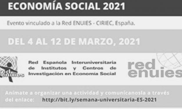 Semana Universitaria de la Economía Social y Solidaria 2021